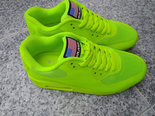 Nike Air Max Hyperfuse 37 USA novos / originais (mulher/ homem)
