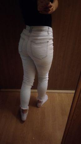 Spodnie damskie Pull&Bear
