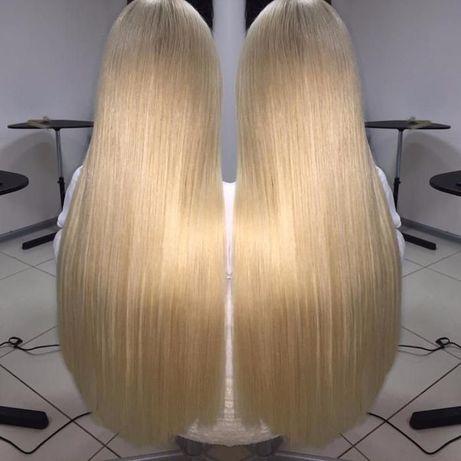 Наращивание волос по доступной цене