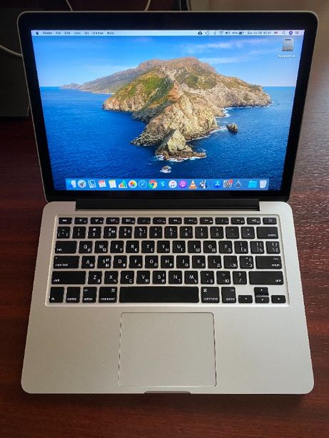 """MacBook Pro 13"""" Retina 2015 (MF840), 256Gb SSD, Core i5 2,7GHz, 8Gb"""