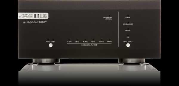 Musical Fidelity M1 DAC -  Como Novo
