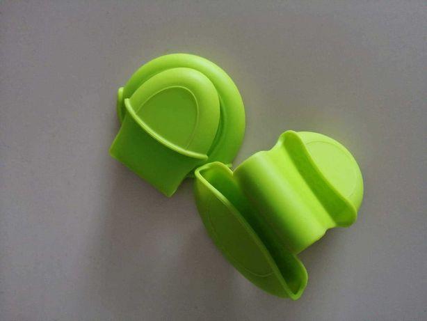 Nakładki silikonowe na palce Rękawice kuchenne