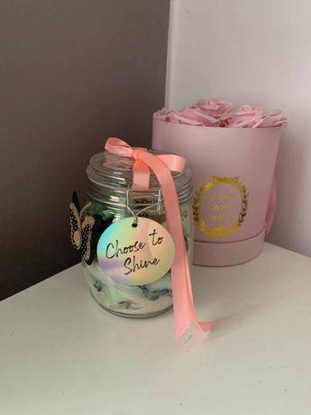 Słoik życzeń -WYJĄTKOWY PREZENT na urodziny i nie tylko