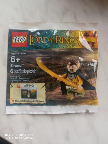 LEGO Elrond Hobbit władca pierścieni nowy polybag