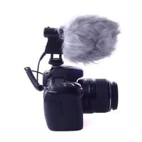 Microfone BOYA BY-VM01 - Gopro Nikon Canon Sony - Novo - Portes Gratis