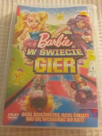 Barbie w Świecie Gier DVD