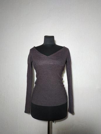 Кашемировая кофта свитер Brunello Cucinelli