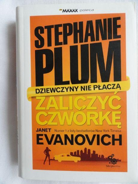 Zaliczyć czwórkę Stephanie Plum Dziewczyny nie płaczą Janet Evanovich