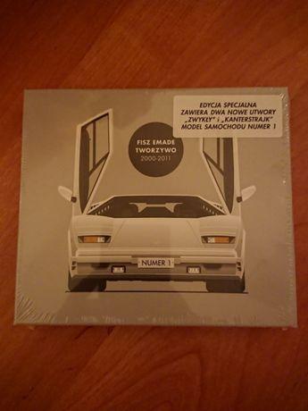 Fisz Emade Tworzywo Numer 1 edycja specjalna 2CD + lambo