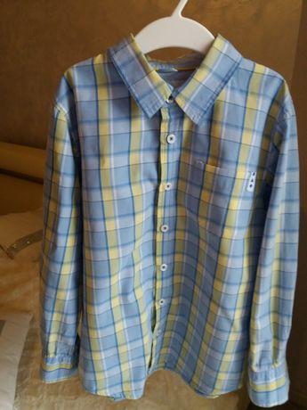 Koszula chłopięca r.128 5.10.15