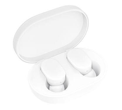 Auriculares Bluetooth True Wireless Xiaomi Earbuds - Branco