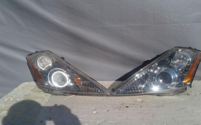 Nissan Murano Z50 Lampy Przód Xenon Europa Prawa Lewa Przednie Orginał