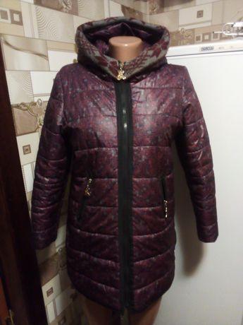 Курточка на девочку подростка
