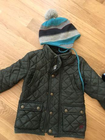 Куртка осенняя minoti, размер 80/86