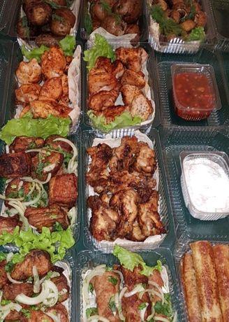 Доставка вкусных блюд на мангале