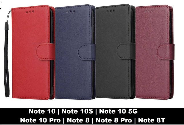 Чехол книжка T - Book для Xiaomi Redmi Note 10 Pro 5G ( артикул 8 )