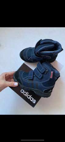 Зимові ботінки adidas 21 розмір