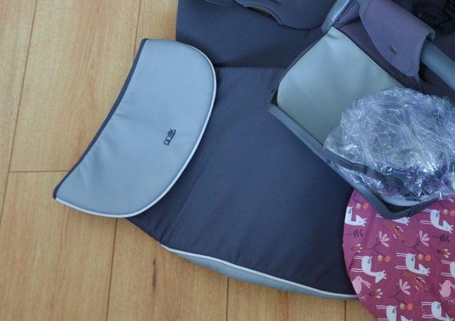 śpiworek okrycie na nóżki anex sport do spacerówki