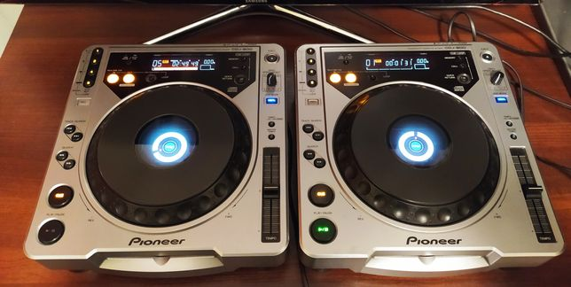 Pioneer cdj 800 - 2 szt
