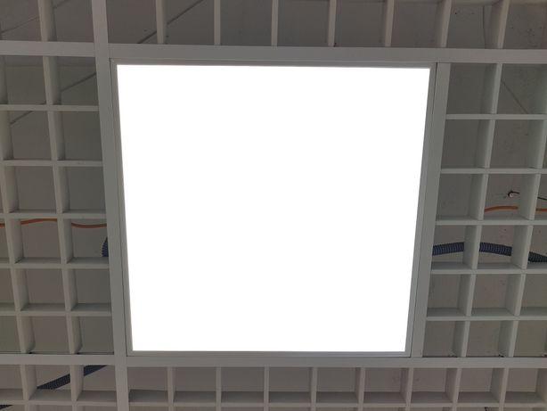 Світильник, LED панель квадратна 600х600 45W 6400K Lezard