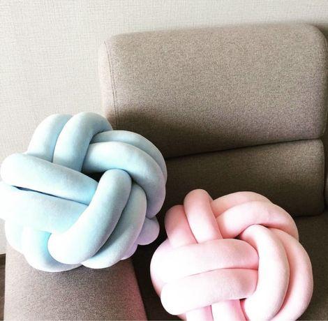 Подушки, подушка, вузлова подушка, подарунок, для інтерєру, узловая