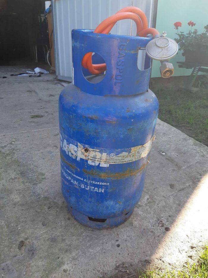 butla gazowa Bobrowniki - image 1