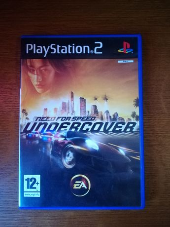 Jogo PS2 - Need For Speed Undercover
