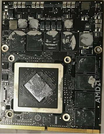 "Placa Gráfica AMD 6970M Imac 27"" 2011"