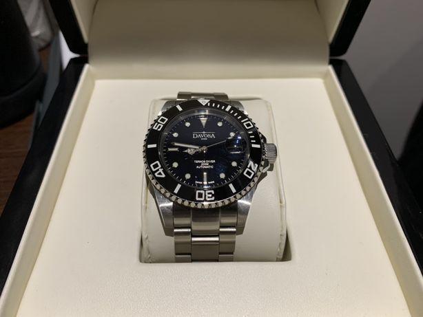 Швейцарские часы Davosa Ternos Diver (стиль Rolex Submariner)