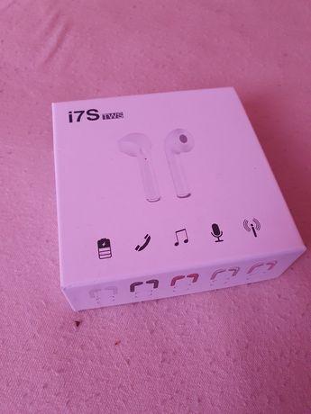 Słuchawki bezprzewodowe i7S