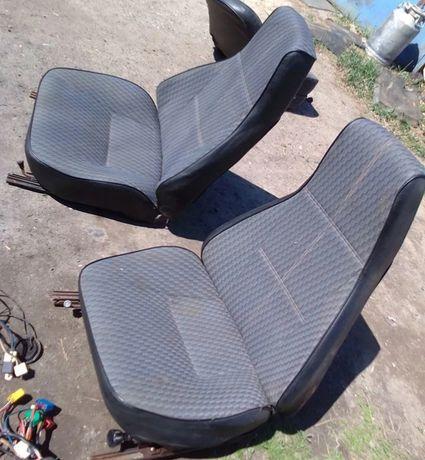 Сиденья передние на ВАЗ Классику 2101-2107