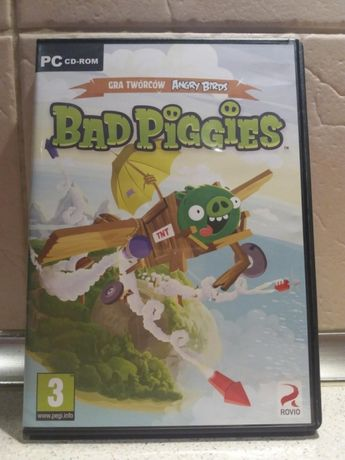 Gra na PC Bad Piggies (Angry Birds)
