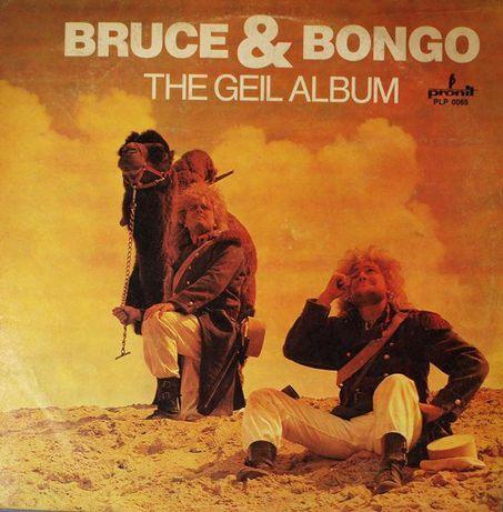BRUCE & BONGO The geil album - album LP vinyl 33