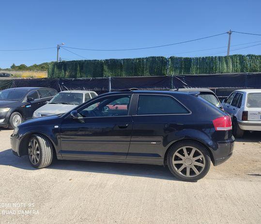 Audi A3 8p S line