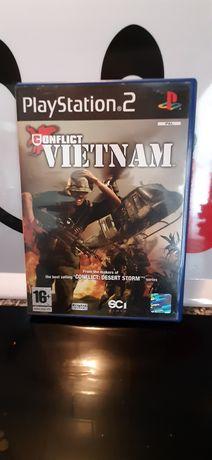 Conflit Vietam playstation 2