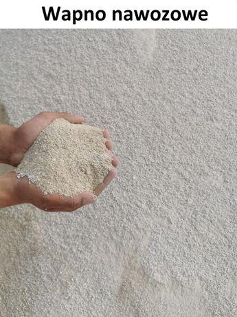 Rawa Mazowiecka - Wapno nawozowe CaO 55,44 % - Producent