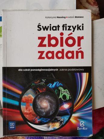 świat fizyki , zbiór zadań