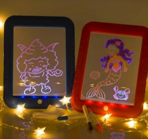 Tablet LED Magic Pad