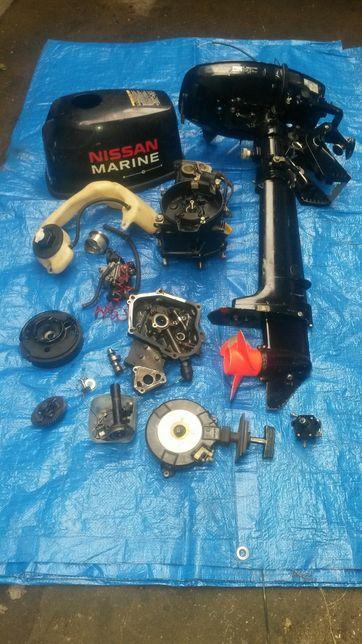 Silnik zaburtowy MERCURY Mariner Tochatsu części