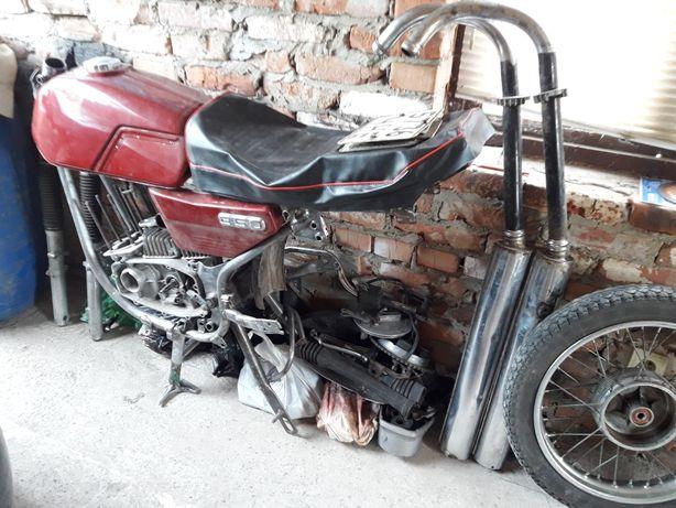 Мотоцикл ява638  1985г.в