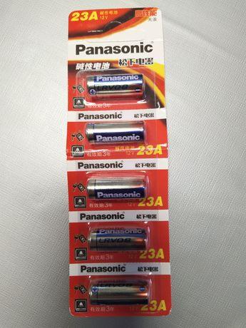 Pilhas 23A Panasonic pack de 5