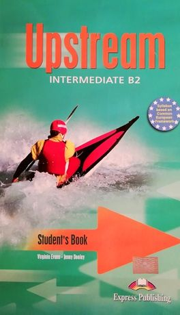 Upstream Intermediate B2 Student's Book - nieużywany