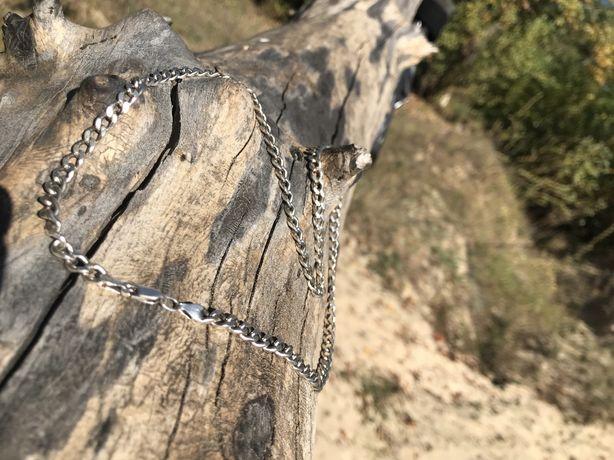Серебряная цепочка 925 проба мужская. По выгодным ценам.