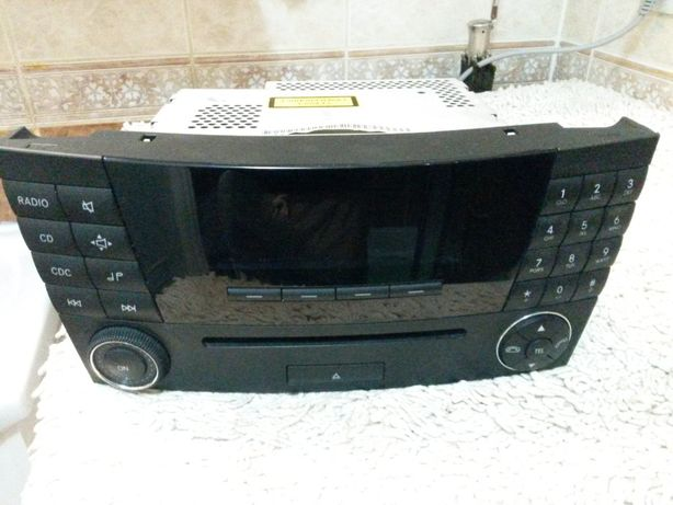 Radio samochodowe mercedes w211 e klasa MF2311