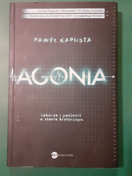 Agonia Paweł Kapusta