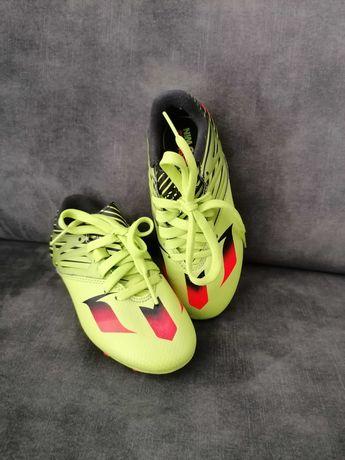 Buty korki wkładka 17,5 cm Adidas stan idealne