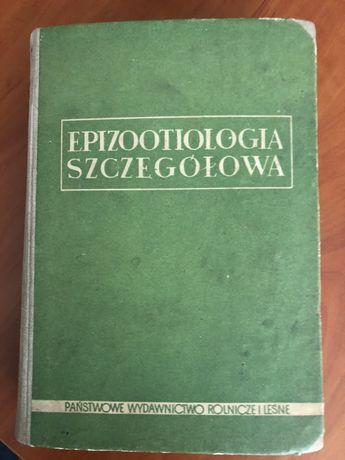 Epizootiologia szczegółowa