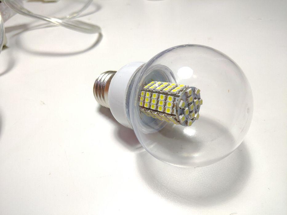 Lâmpadas LED tipo balão NOVAS Mangualde, Mesquitela E Cunha Alta - imagem 1