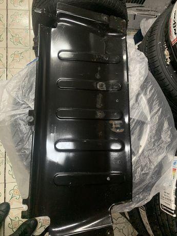 Защита двигателя Рено Меган 3