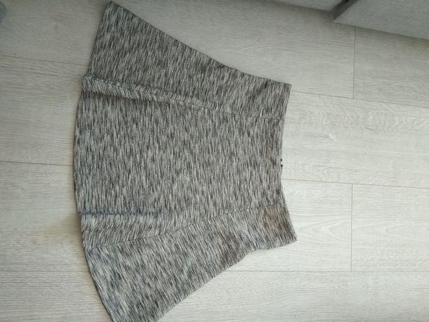 Spódniczka szara